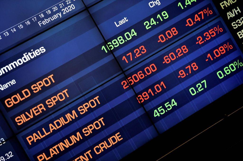 Borzni zlom: Evropski trgi izgubljajo sedem odstotkov, rast evra