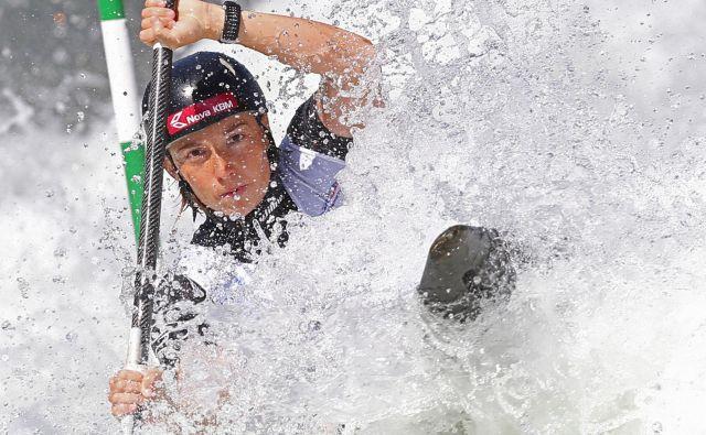 Eva Terčelj pričakuje olimpijsko sezono po podvigu na SP. FOTO: Tomi Lombar