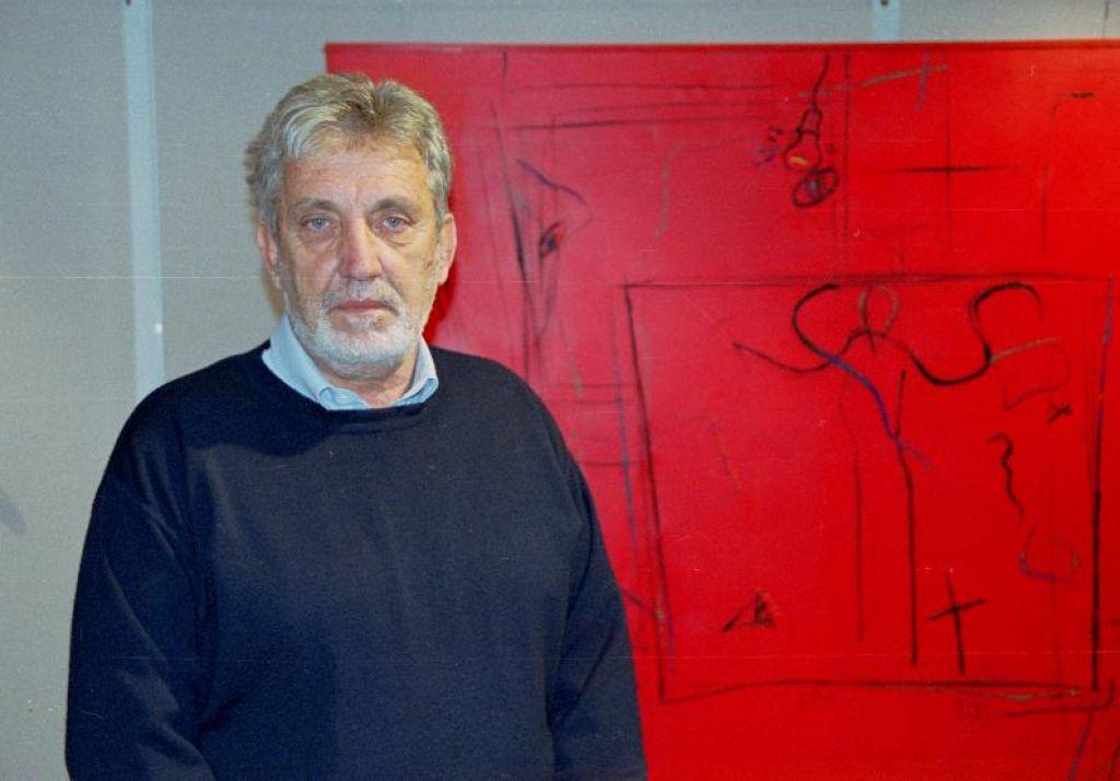 Umrl je prekmurski slikar Franc Mesarič