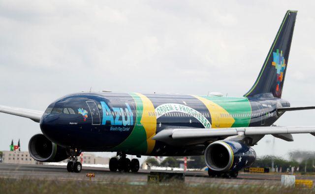 Zaradi zmanjšanja števila potovanj je v težavah večina letalskih družb.<br /> FOTO: Reuters