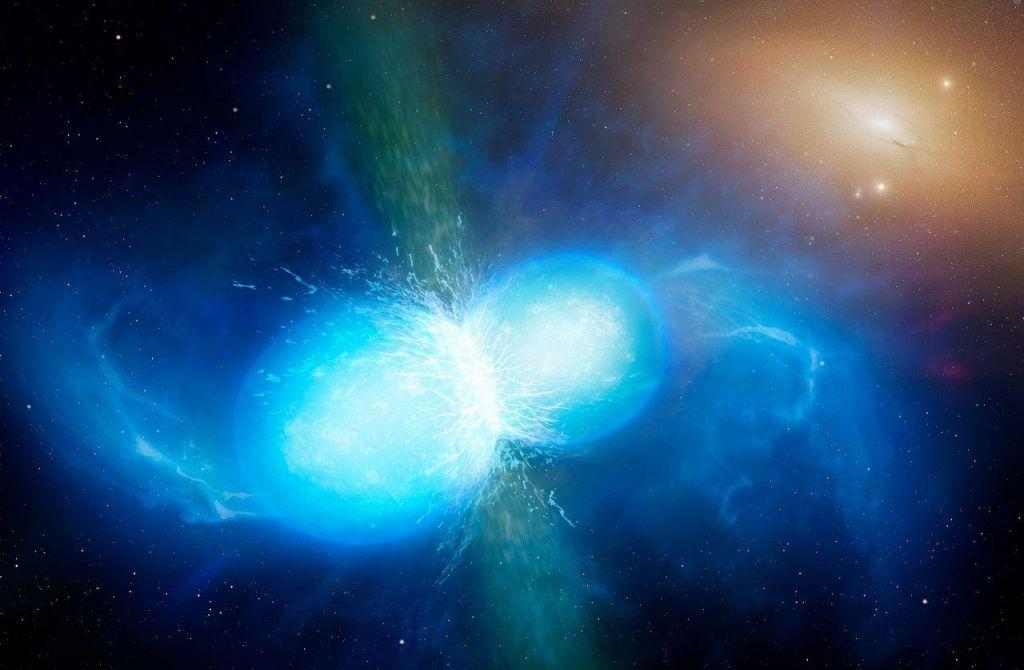 Povprečna nevtronska zvezda ima premer 22 kilometrov