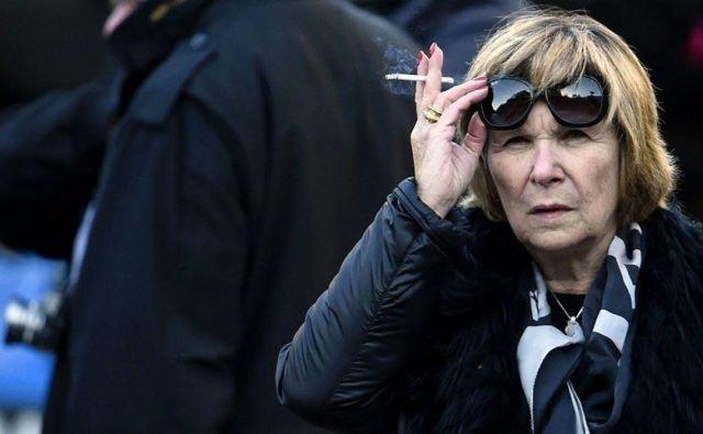 Mimi Marchand je na prvi vtis kot Bernarda Jeklin na francosko potenco. Foto Wikipedija