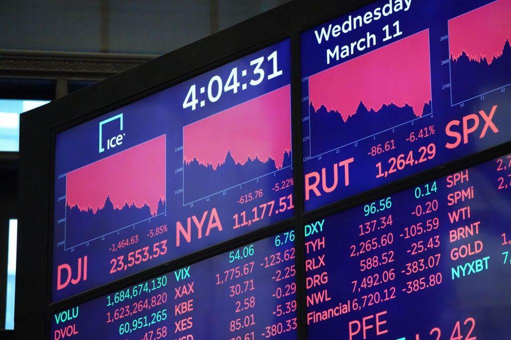 To je najslabši dan evropskih borz