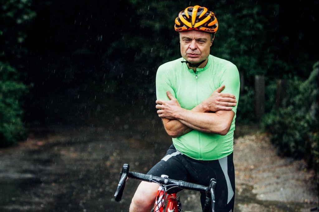 Pri kolesarjenju pride do generalnega napada na imunski sistem