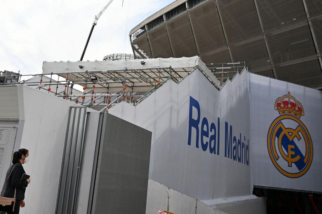 Real in Juventus v karanteni