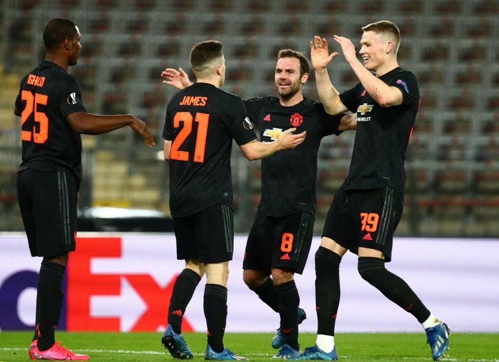 »Petarda« Uniteda v Linzu