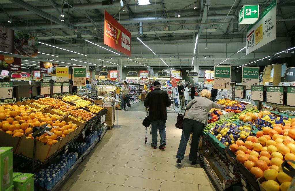 Če se ustavi uvoz iz Italije, se bodo police z zelenjavo izpraznile