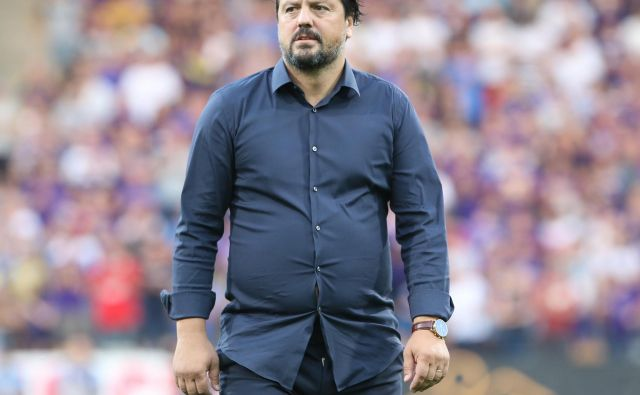 Zlatko Zahović ni več del nogometnega kluba Maribor. FOTO: Tadej Regent