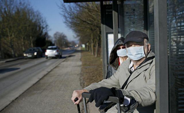 Mestni javni potniški promet bo omejen. FOTO: Bla�ž Samec/Delo