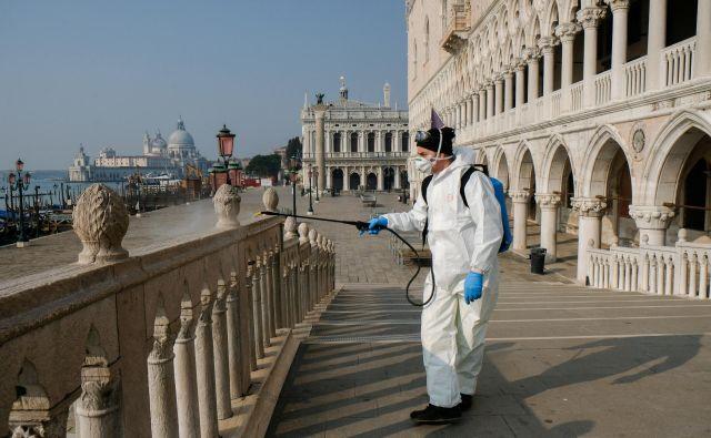 Prizor iz opustošenih Benetk.Foto: Reuters