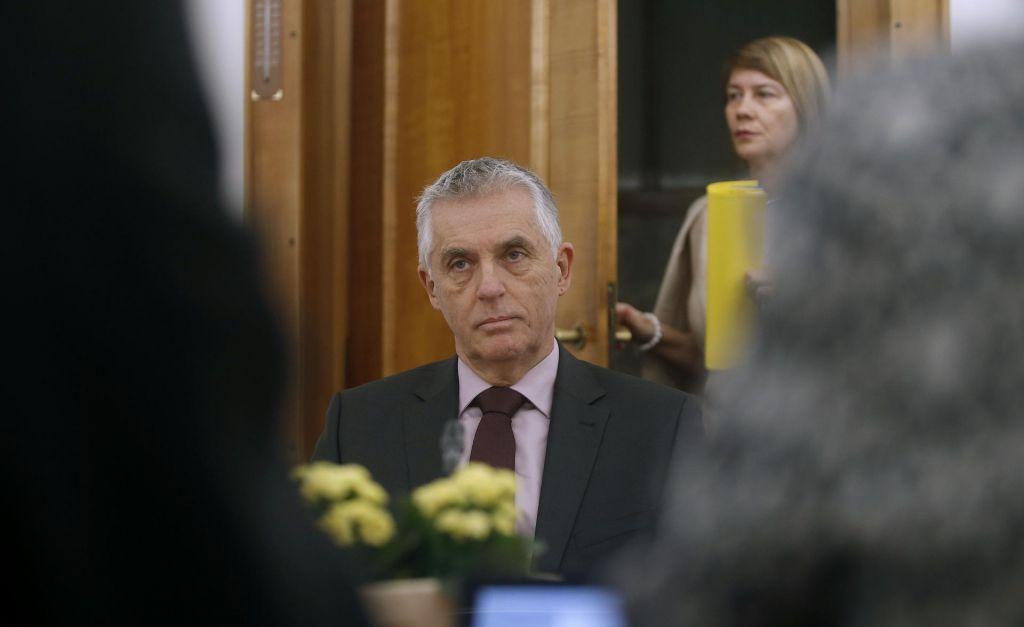 Tomaž Gantar, kandidat za ministra za zdravje dobil zeleno luč