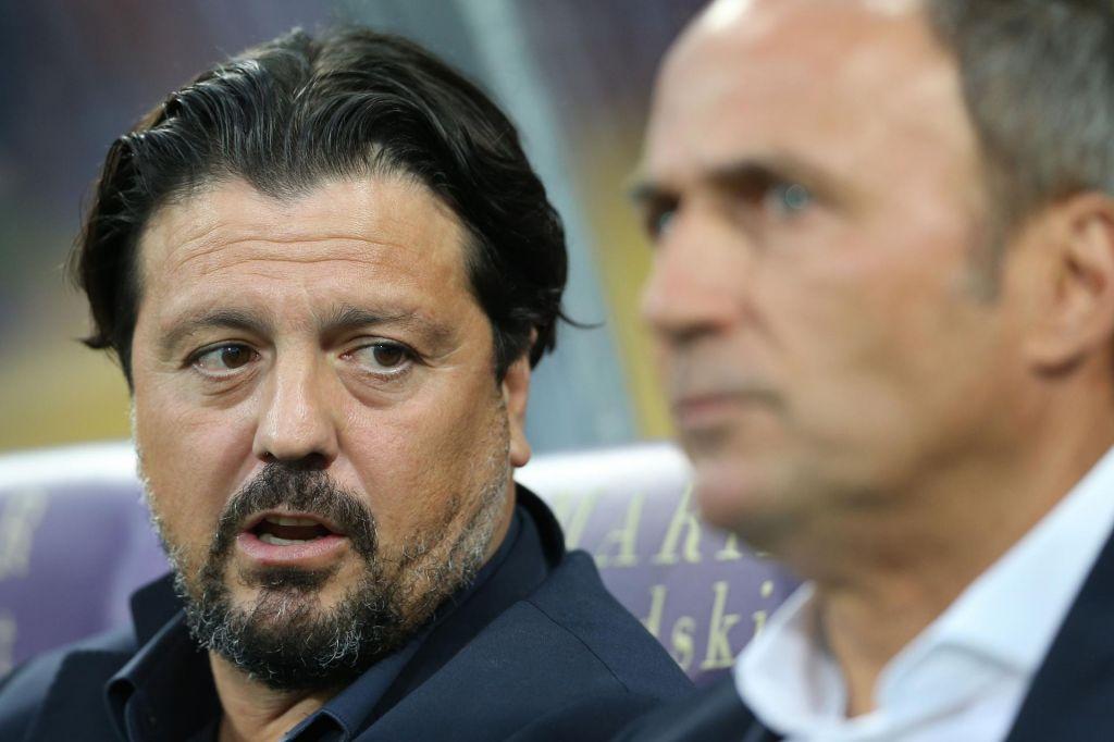 FOTO:Milanič izgubil stik z ekipo, Zahović opešal v kadrovanju
