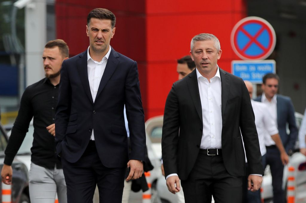 S koronavirusom okužen tudi prvi mož srbske nogometne zveze