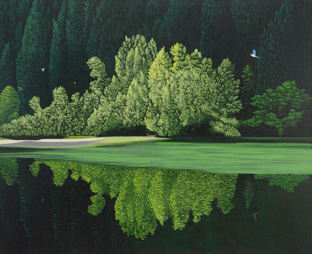 Zelena v svojih legah, pomenih, pojavnostih in funkcijah