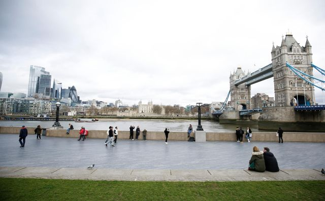 V Londonu letos ne bo prestižnega veslaškega dvoboja. Foto: Reuters