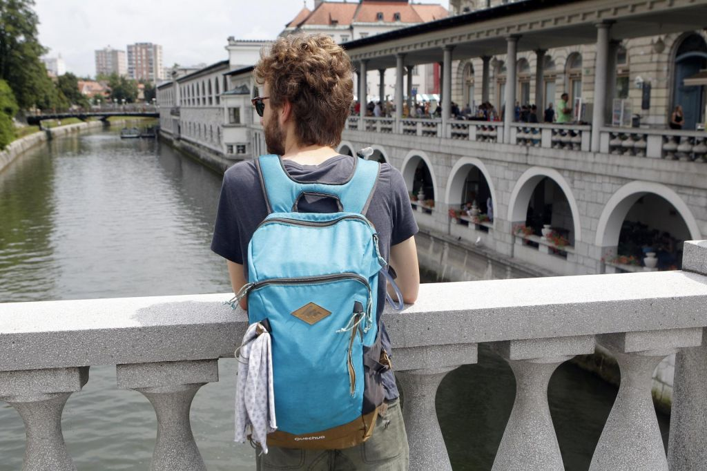 FOTO:Turizem smo za zdaj ljudje ... doma