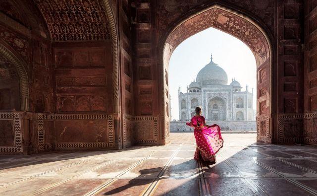 Taj Mahal FOTO: Shutterstock