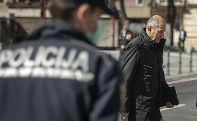 Poleg predsednika vlade, ki tudi vodi Snav, so del njega tudi vsi podpredsedniki. FOTO: Voranc Vogel/Delo