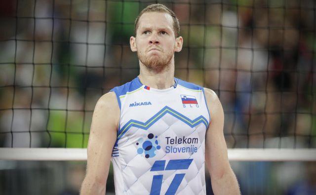 Tine Urnaut je lani osvojil srebrno kolajno na evropskem prvenstvu. FOTO: Uroš Hočevar/Delo