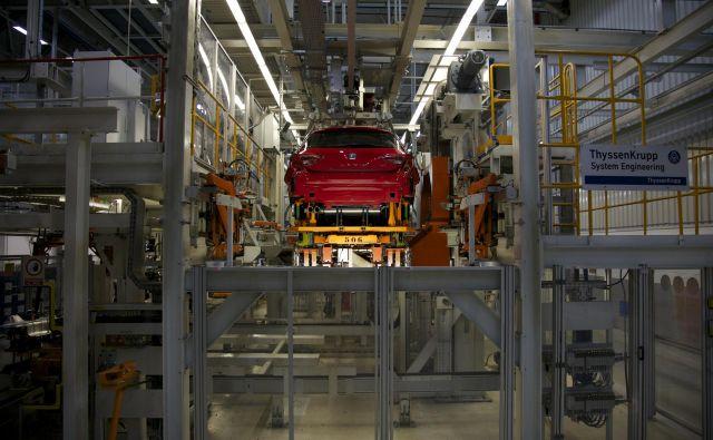 Med tovarnami, v katerih so ustavili proizvodnjo, je tudi Seatova v Martorellu pri Barceloni. FOTO: Seat