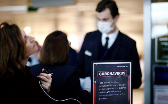 Udarec pandemije je za letalske prevoznike prišel ob najbolj nepravem času. FOTO: Reuters