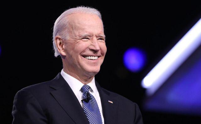 Joe Biden. FOTO: Logan Cyrus/AFP