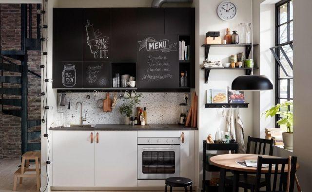 Vabimo vas, da nam pokažete del svojega stanovanja, za katerega radi rečemo, da je srce doma. Foto arhiv podjetja Ikea