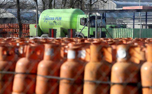 Dobava elektrike in plina bo potekala nemoteno. FOTO: Igor Mali