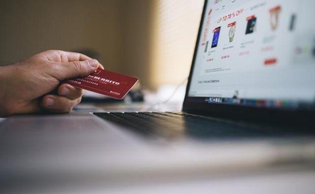 Klasične trgovine, ki imajo tudi oddelke za spletno prodajo, komaj dohajajo povpraševanje. Foto Pexels