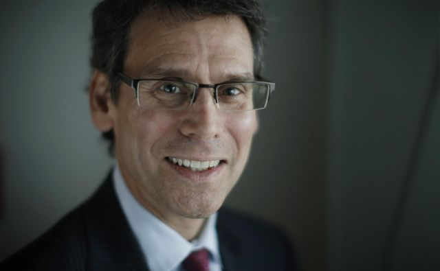 Daniel Halberstam je vrhunski strokovnjak za pravo EU in primerjalno ustavno pravo. Prihaja z univerze v Michiganu, ki sodi med deseterico najboljših pravnih šol v ZDA. FOTO: Jure Eržen/delo