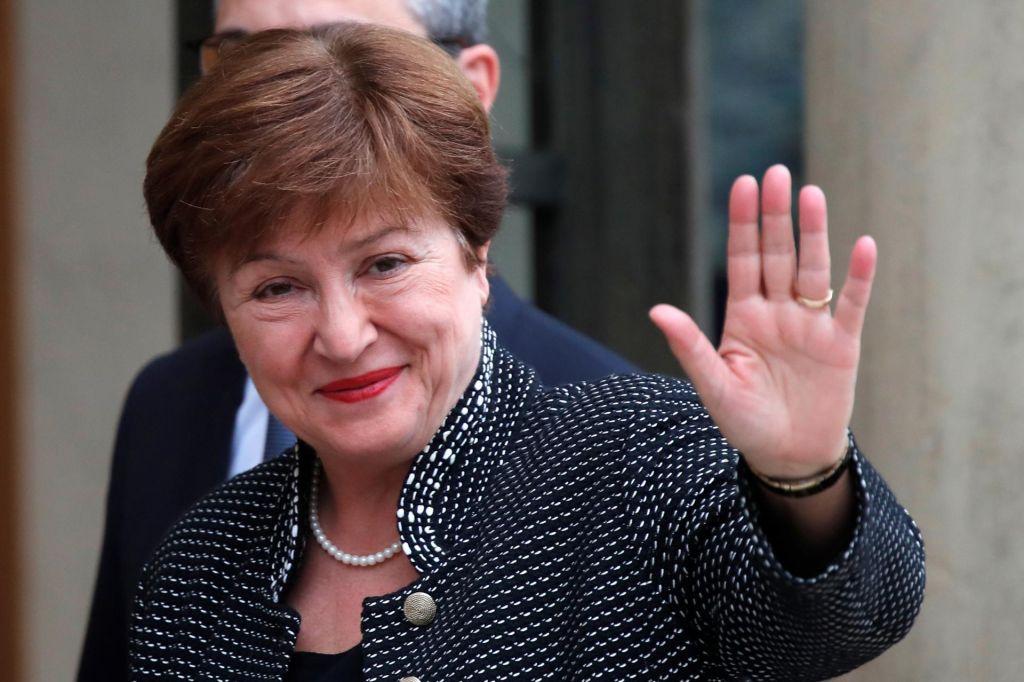 Kristalina Georgieva iz MDS pripravlja milijarde