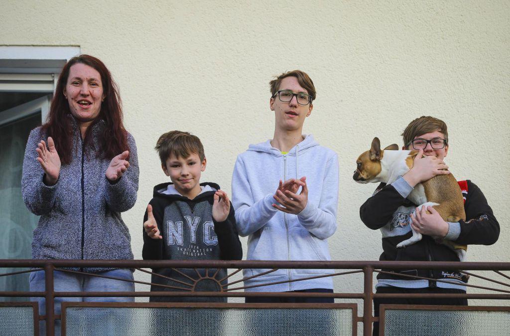 FOTO:Zaploskali smo v zahvalo