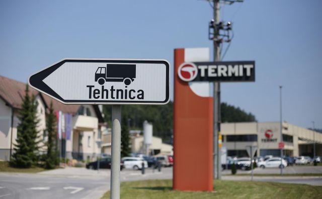 Podjetje Termit: sprejemajo odpadke ali ne? FOTO: Leon Vidic/Delo