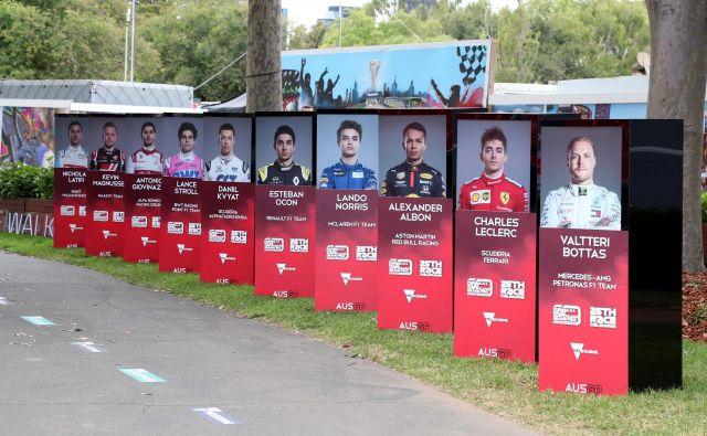 Dvajset dirkačev bo na akcijo čakalo vsaj do 24. marca. FOTO: AFP