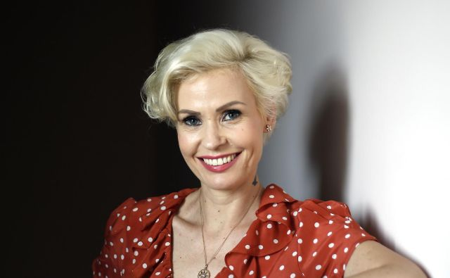 dr. Veronika Podgoršek FOTO: Matej Družnik