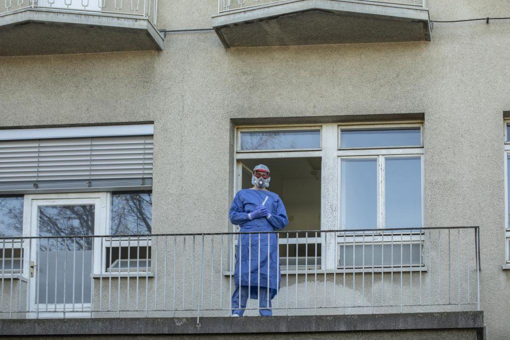 Odziv ECB na izredne razmere zaradi koronavirusa