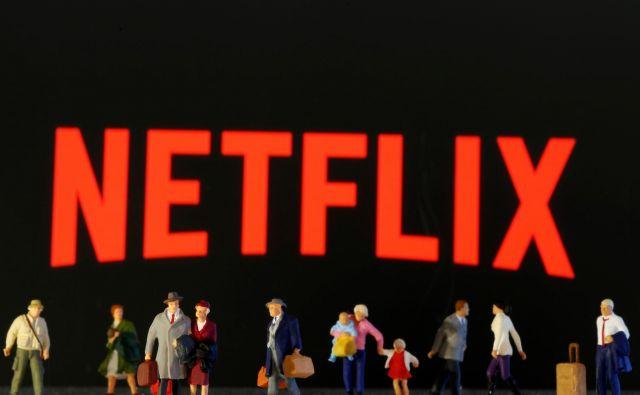 Netflix bo v nižji ločljivosti.<br /> FOTO: Reuters<br />