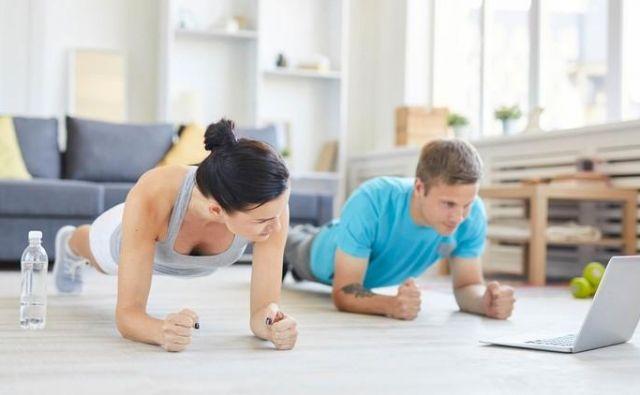 Pri osebi, ki ima arterijsko hipertenzijo, bi ob uvedbi vadbe lahko sklepali, da se bo srce preoblikovalo tako, da se seštejejo posledice povišanega tlaka in telesne vadbe.FOTO: Shutterstock