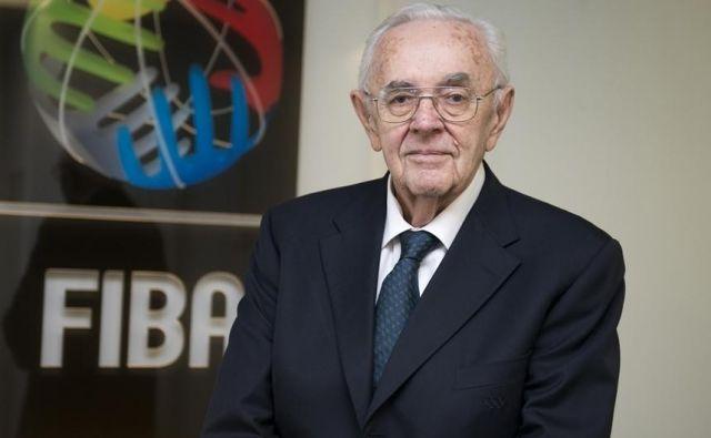 V 95. letu starosti je preminil Bora Stanković. FOTO: FIBA