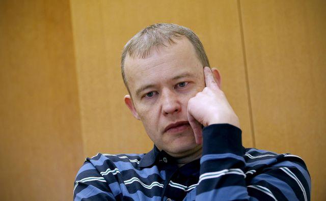Ekonomist in nekdanji gospodarski minister Matej Lahovnik svetuje vladi pri ukrepih za pomoč gospodarstvu. Foto Tomi Lombar