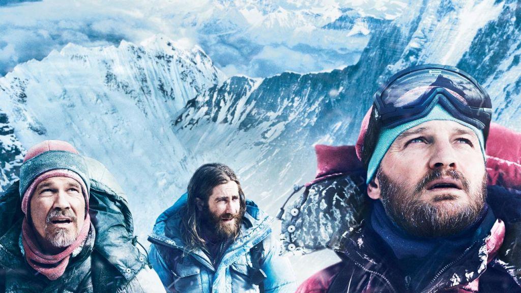 FOTO:TV namigi: Everest, Ure preizkušenj, Svet igrač 4 in Chuck Berry