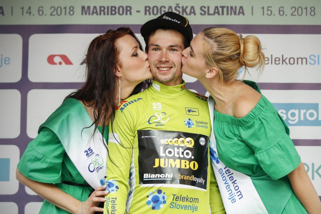FOTO:Odpoved dirke po Sloveniji odprla vprašanja o usodi Toura