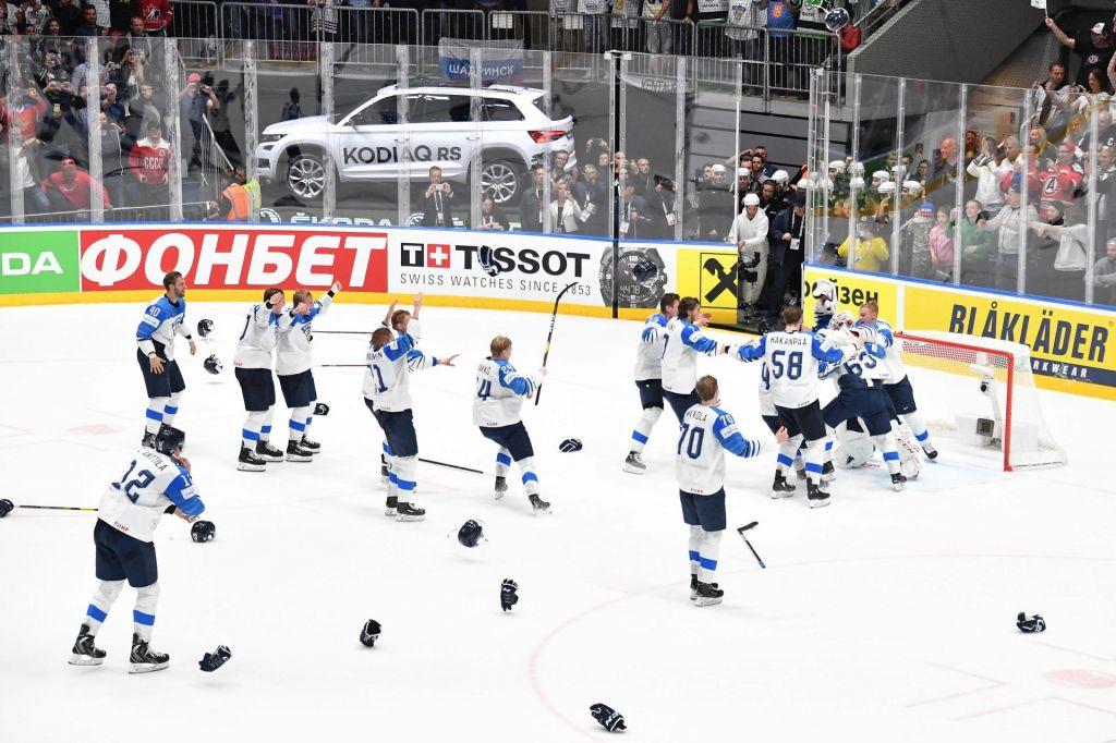 Majskega hokejskega SP v Švici ne bo