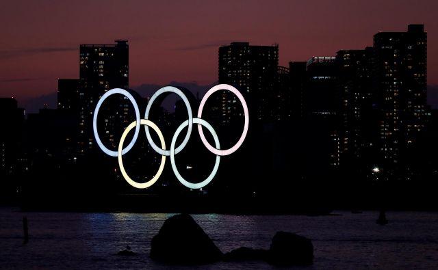 V Tokiu trmasto vztrajajo pri organizaciji olimpijskih iger. FOTO: Reuters