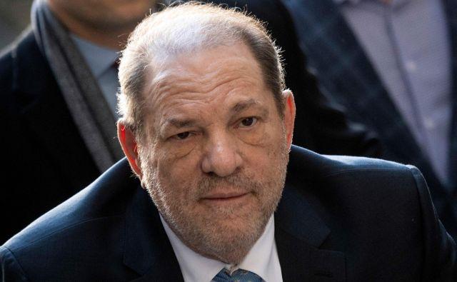 Harvey Weinstein FOTO: Johannes Eisele/AFP