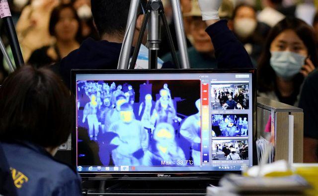 Azijske sile so bile hitro pripravljene poiskati rešitve za boj proti virusu v prihodnosti. FOTO: Reuters