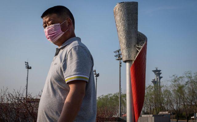 Olimpijska bakla za letošnji Tokio vse bolj ugaša. FOTO: AFP