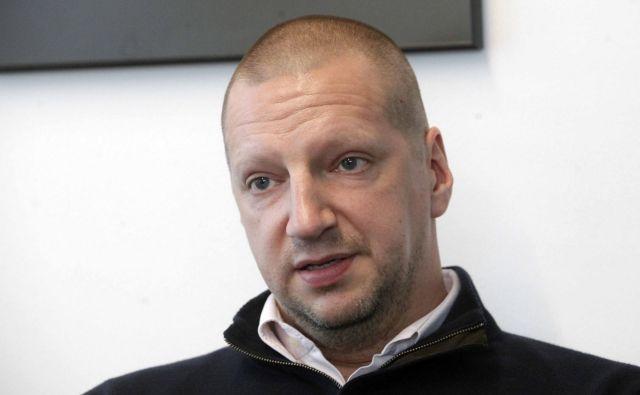 Matej Erjavec še vedno upa, da bi se dalo junija izvesti kvalifikacije za OI. FOTO: Mavric Pivk