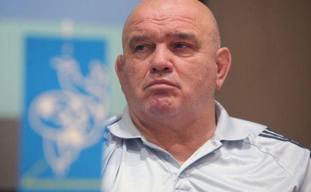 Marjan Fabjan v letošnjem letu ne vidi izvedbe olimpijskih iger. FOTO: Mavric Pivk/Delo