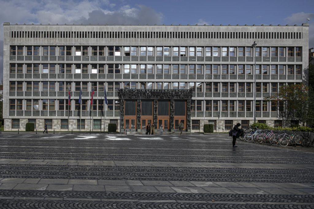 Na Trgu republike bodo ohranili obstoječo ureditev